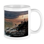 Fishing In Storm 11 Oz Mug Mugs