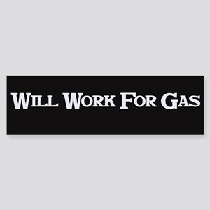will work for gas sticker