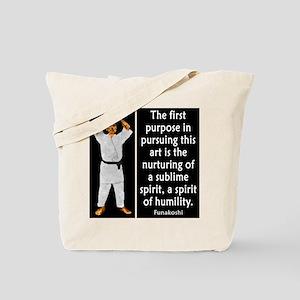 Shotokan Tote Bag