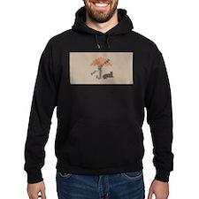 Funny On a Break Cat Umbrella Beach Sweatshirt