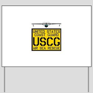 PBY Catalina Yard Sign