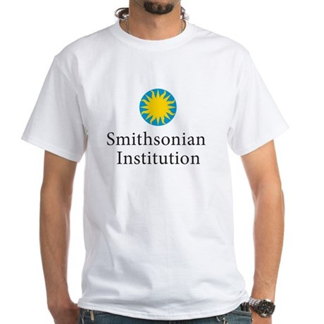 Smithsonian White T-Shirt