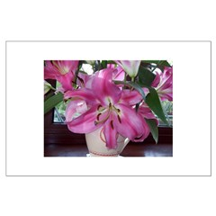 Pink Lily Posters