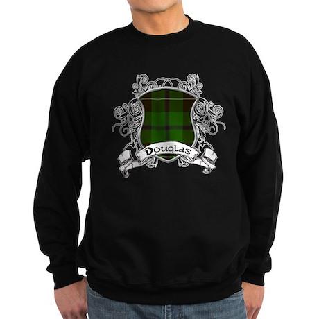 Douglas Tartan Shield Sweatshirt (dark)