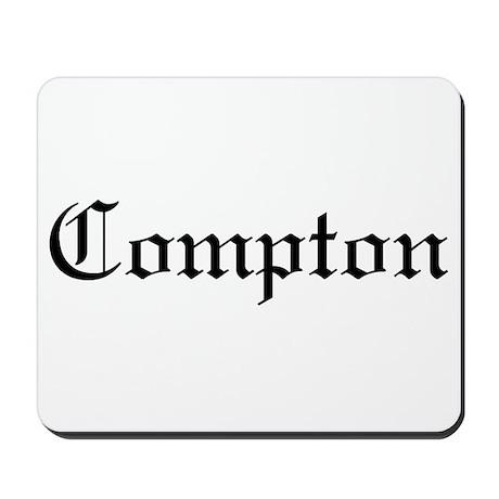 Compton Mousepad