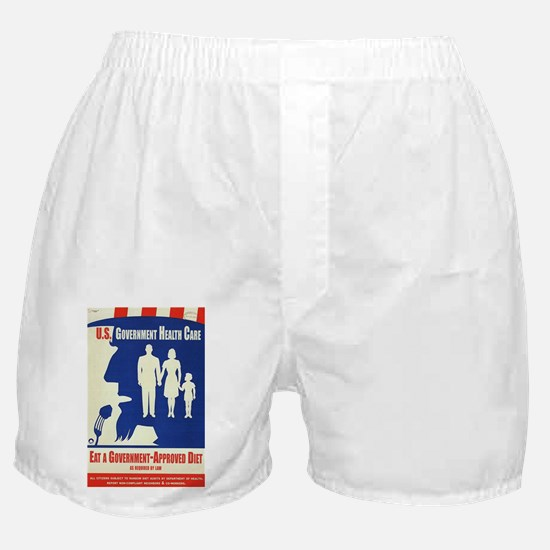 Government Diet Boxer Shorts