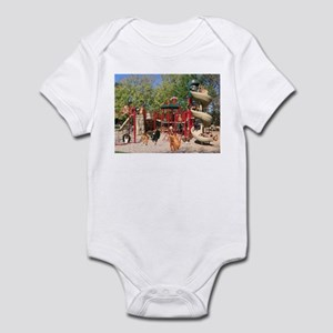 Dog Park Infant Bodysuit
