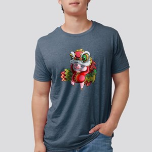 Chinese Dragon Pig T-Shirt