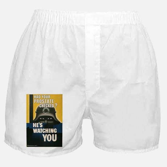 Had Your Prostate Checked Boxer Shorts