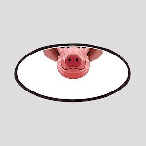 Pig Face Patch