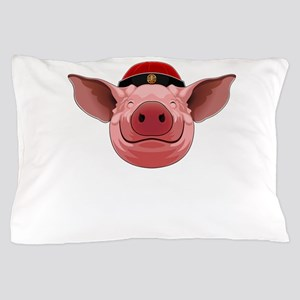 Pig Face Pillow Case