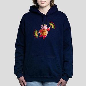 Dancing Chinese New Year Pig Sweatshirt
