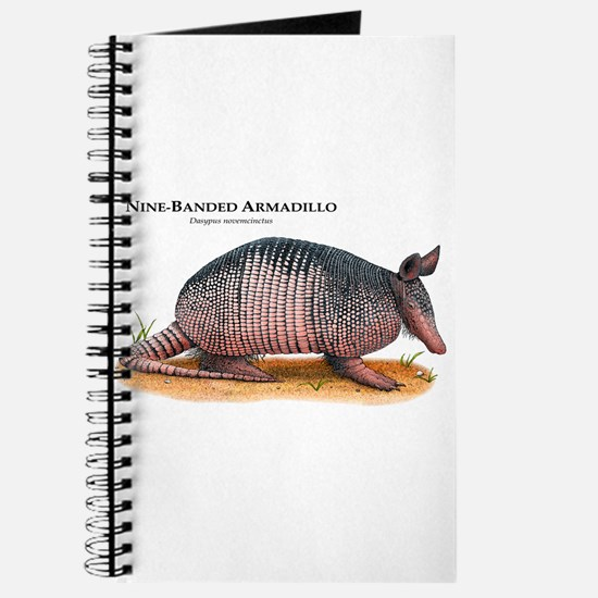 Nine-Banded Armadillo Journal