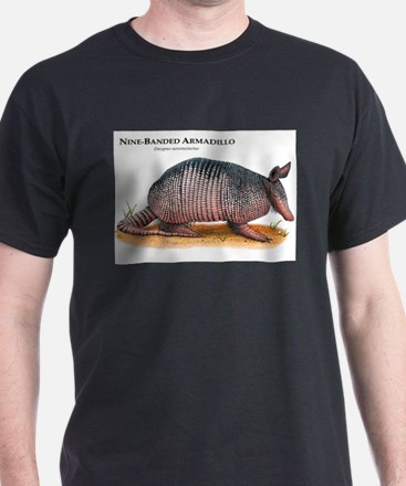 Nine-Banded Armadillo T-Shirt