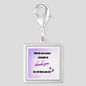 Lavender Blessings Charms
