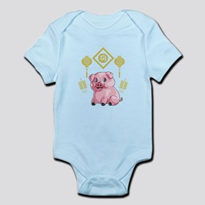 Chinese New Year Pig Body Suit