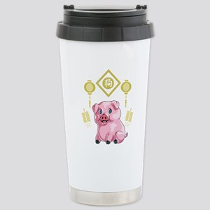 Chinese New Year Pig Mugs