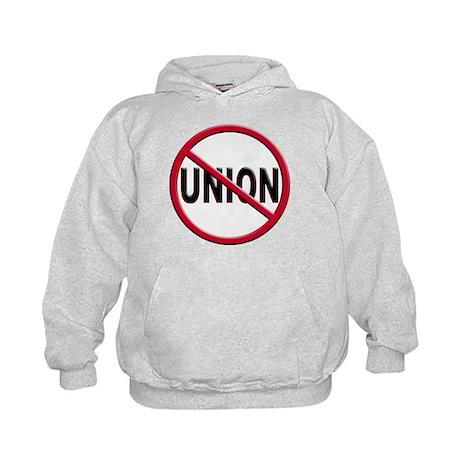Anti-Union Kids Hoodie