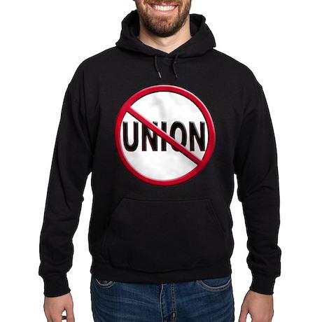 Anti-Union Hoodie (dark)