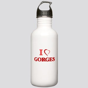 I love Gorges Stainless Water Bottle 1.0L