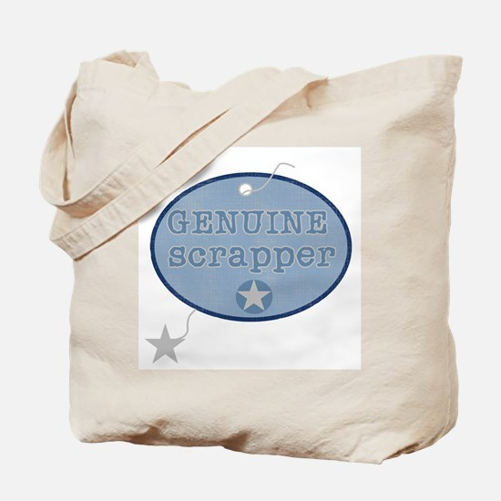 Genuine Scrapper Tote Bag