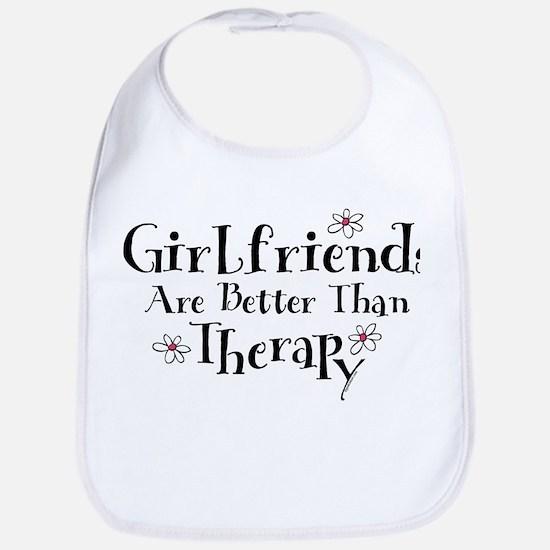Girlfriend Therapy Bib