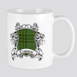Currie Tartan Shield Mug