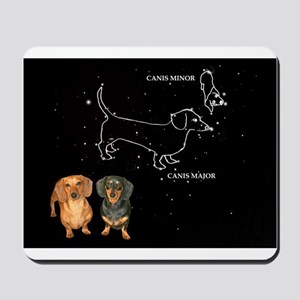Canis Major Mousepad