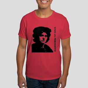 Vive la feminista! Dark T-Shirt