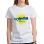 PEACE Glo CC Women's T-Shirt