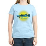 PEACE Glo CC Women's Light T-Shirt
