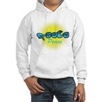 PEACE Glo CC Hooded Sweatshirt