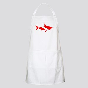 Sharky BBQ Apron
