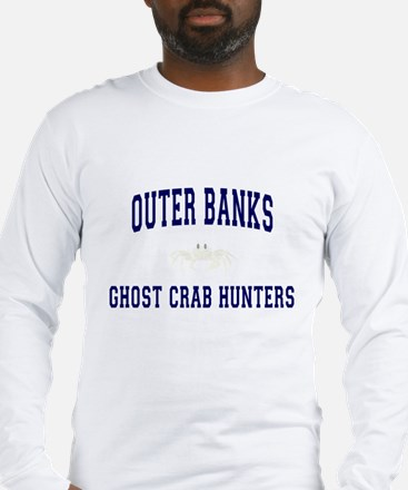 Ghost Crab Hunters Long Sleeve T-Shirt