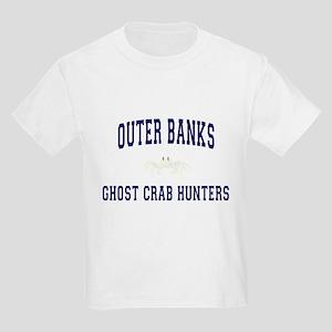 Ghost Crab Hunters Kids Light T-Shirt