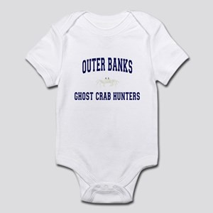 Ghost Crab Hunters Infant Bodysuit