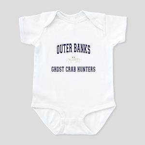 Ghost Crab Hunters Infant Bodysuit
