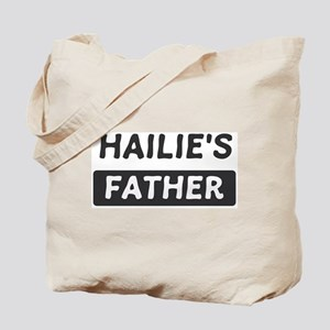 Hailies Father Tote Bag