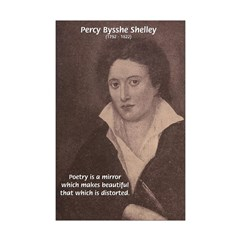 Romantic Poet Percy Shelley: Beauty of Poetry