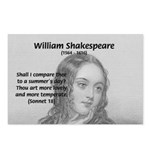 Shakespeare: Beauty of Juliet Postcards (Package o