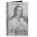 Shakespeare: Beauty of Juliet Journal