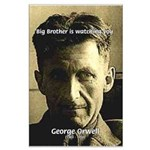 George Orwell 1984: Big Brother is Watching You