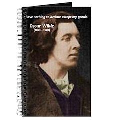 Playwright: Oscar Wilde Journal