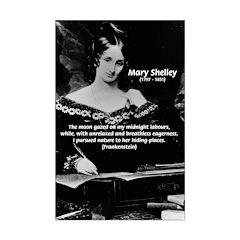 Creation of Frankenstein: Mary Shelley