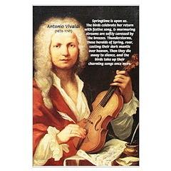 Classical Music: Antonio Vivaldi Four Seasons