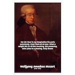 Mozart's Work: Symphony, Piano: Imagination Dreams