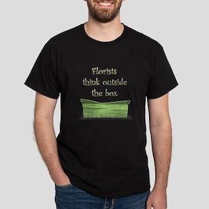 florists box 10x10_dark apparel T-Shirt