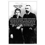 Marie & Pierre Curie Humanity Better World