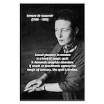 Simone De Beauvoir Sexual Pleasure Woman
