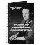 Simone De Beauvoir Journal